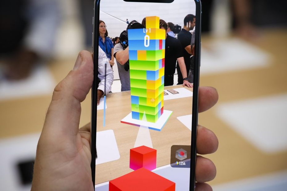 iPhone 13 is further proof that the phone is quietly turning into an AR machine