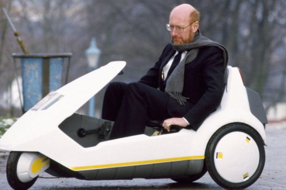 Clive Sinclair, the Home Computing Pioneer, Dies Aged 81