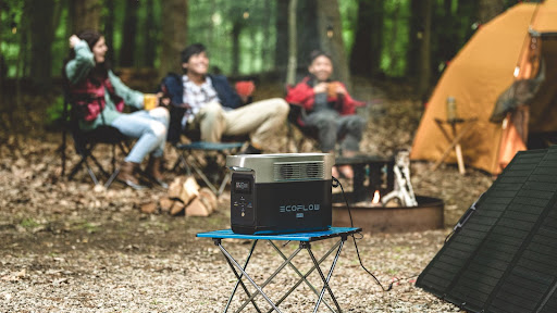 EcoFlow's new portable power station provides power for work, home and play