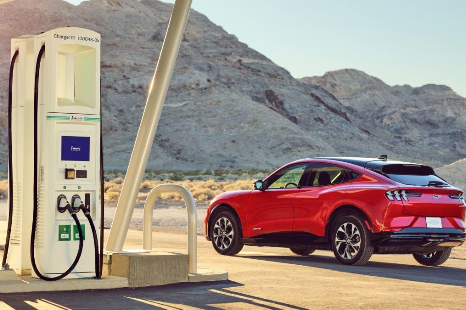 Treat your electric car to a Labor Day deal with free charging all weekend
