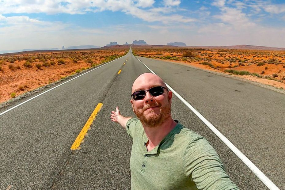 Highways to the horizon: A 10,000-mile road trip around the US