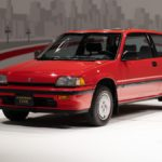 1986 Honda Civic Si is a sport compact throwback