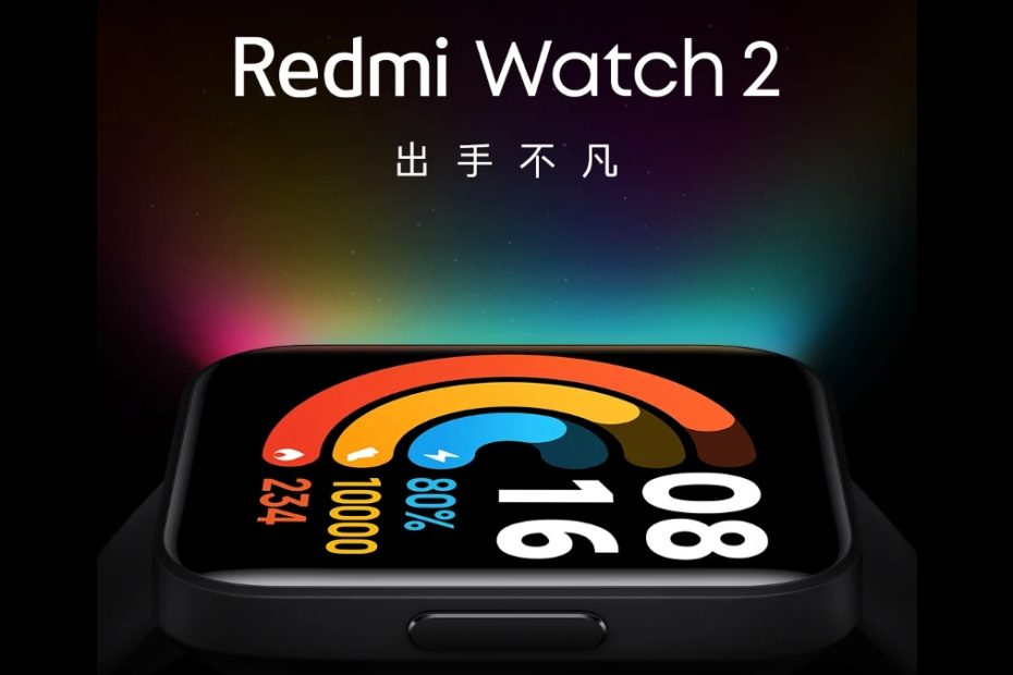 Redmi Watch 2 Set to Launch Alongside Redmi Note 11 on October 28
