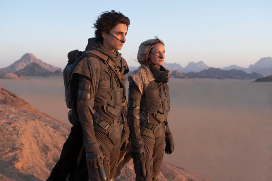 Dune Movie Review: Epic, Brave, but Mightily Flawed