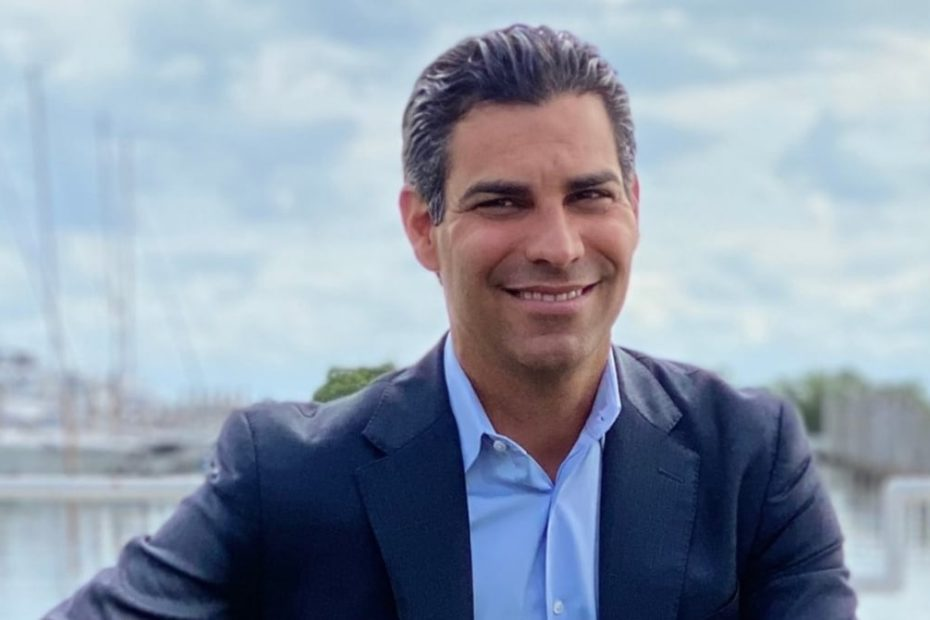 Cryptocurrency: Miami Mayor Francis Suarez Wants City to Start Paying Public Employees in Bitcoin