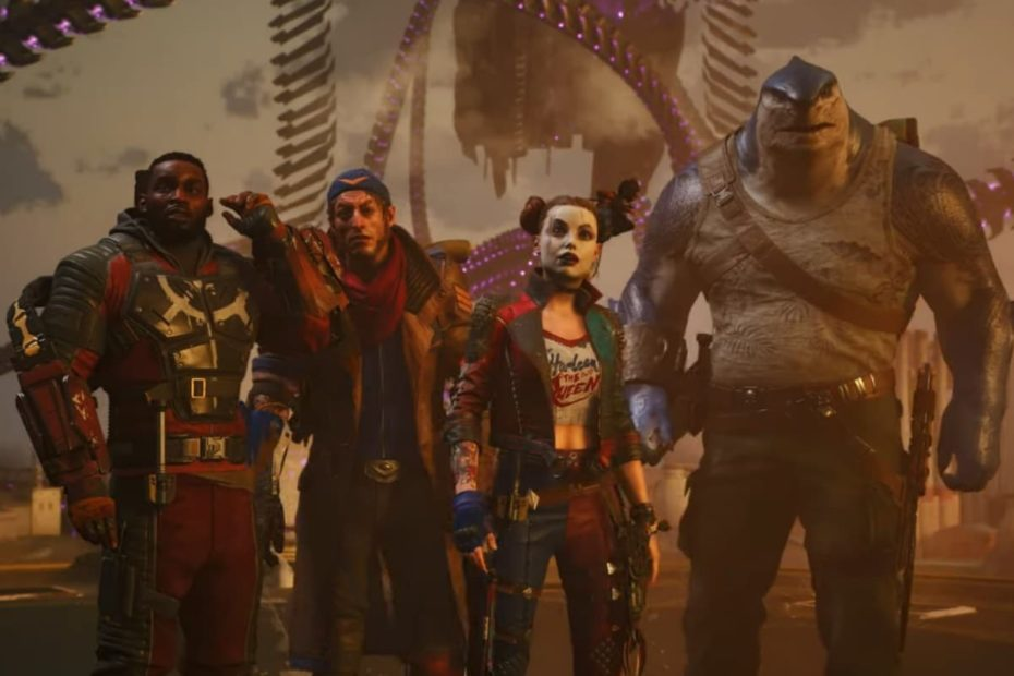 DC FanDome: Suicide Squad Kill the Justice League New Trailer Asks You Not to Be a Hero