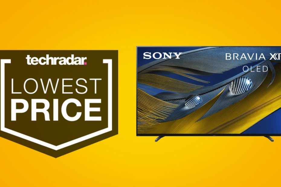Epic TV deal: Sony's stunning 77-inch OLED TV is $1,000 off at Amazon