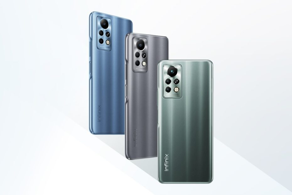 Infinix Note 11, Infinix Note 11 Pro With MediaTek Helio G96 SoC Goes Official: Specifications