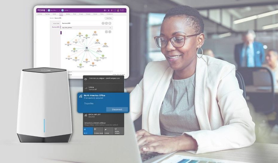 Netgear has a new business VPN to help secure your workplace