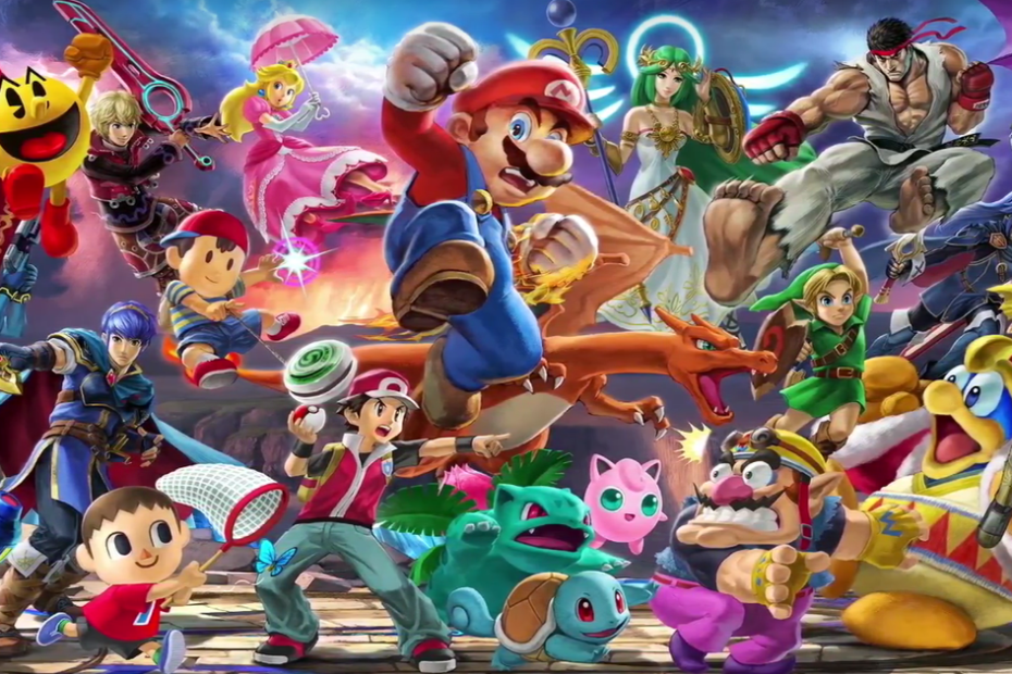 Nintendo is offering a new Super Smash Bros. Ultimate freebie