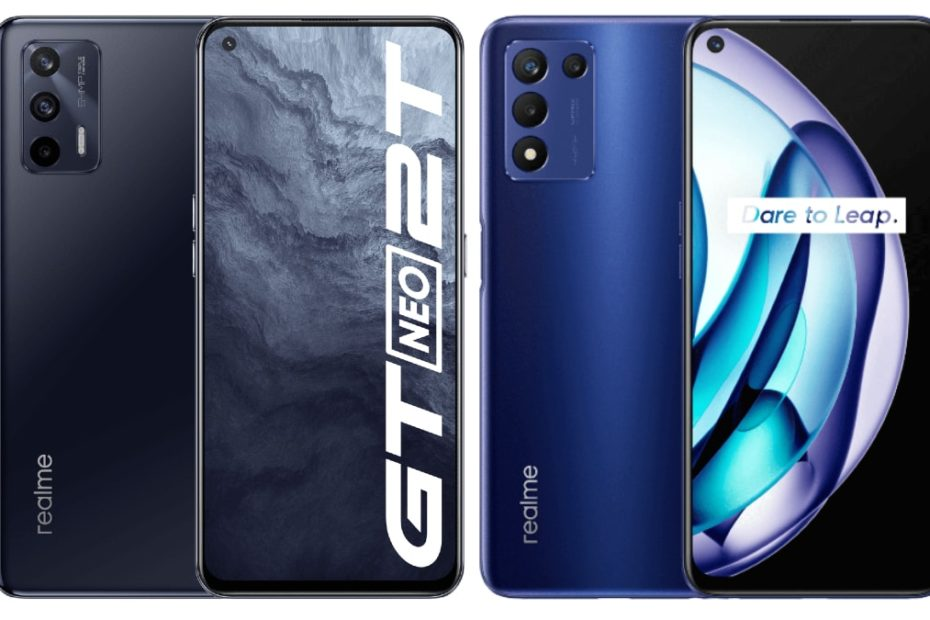 Realme GT Neo 2T, Realme Q3s With Triple Rear Cameras Launched: Price, Specifications