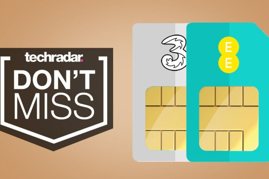 These four SIM only deals are dominating this weekend - EE, Three, Voxi and Smarty