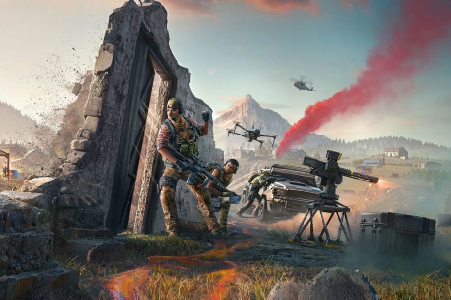 Ubisoft has postponed the Closed Beta of Ghost Recon Frontline