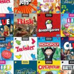 Your favorite games are up to 30% off: Scrabble, Twister, Clue and more